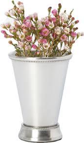 Mint Julep Vase The 10 Best Vases For Spring Blooms Matchbook Magazine