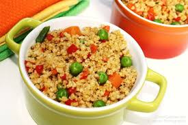 millet cuisine millet recipes millet fried rice two ways