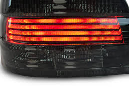 e38 euro tail lights depo all smoke lightbar led replacement tail lights for 2001 03 bmw
