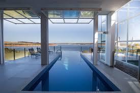 In Door Pool by Indoor Pool Modern Design Luxury Getaway
