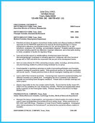 Sample Biotech Resume by Biotech Resume Free Resume Example And Writing Download