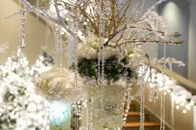 Winter Home Decorating Ideas by Interior Design Cool White Winter Wonderland Themed Decorations