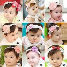 pretty headbands 18 styles baby kids lovely hair bands vintage flowers