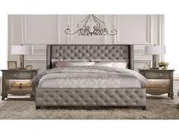 bedroom upholstered bedroom set inspirational crown mark
