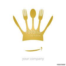 logo de cuisine logo cuisine fichier vectoriel libre de droits sur la banque d