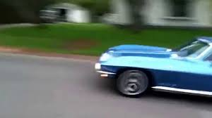 corvette stingray 1960 blue 1960s corvette stingray youtube