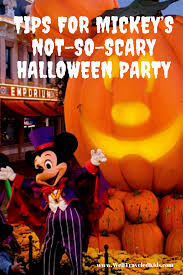 when is mickey halloween party well traveled kids tips for mickey u0027s not so scary halloween