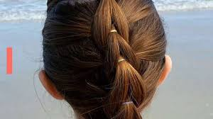 hairstyles for girl video surprising person behind girl s amazing hairstyles