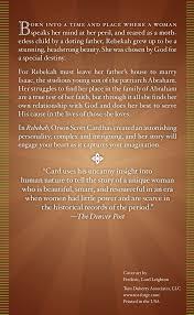 rebekah women of genesis orson scott card 9780765341280