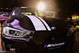 bmw 3 series accesories bmw india launches complete line of m performance accessories for