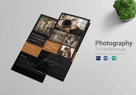 photography brochure template 35 free psd ai vector eps