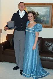 halloween costumes 2009 mr darcy and elizabeth bennet u2013 sewing