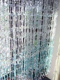 white blue leaf bead curtain memories of a butterfly buy beaded