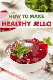 jello recipes for thanksgiving healthy homemade jello recipe wellness mama