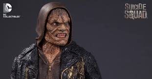 Killer Croc Halloween Costume Photos Dc Collectibles Squad Killer Croc Statue