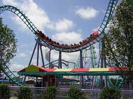 Nola Flags File Six Flags Nola Boomerang Jpg Roller Coaster Wiki Fandom