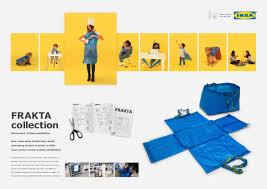 Ikea by Ikea Frakta Collection Adeevee