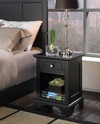 Small Nightstand With Drawers Bedroom Breathtaking Small Nightstand For Bedroom Furniture Looks