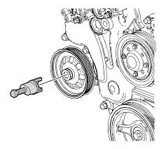 repair instructions off vehicle power steering pump removal