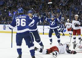 Tampa Bay Lighting Schedule Lightning Emphatically Answers Power Play Question