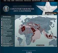 Islam World Map by Islamic Terrorism U2013 Charles Kurzman