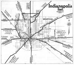Indianapolis Zip Code Map by Image Gallery Original Map Of Indianapolis