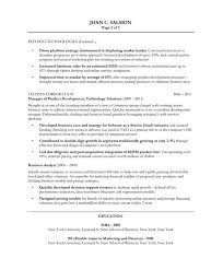 Business Management Resume Sample by Manager Resume Objective Examples Project Manager Resume