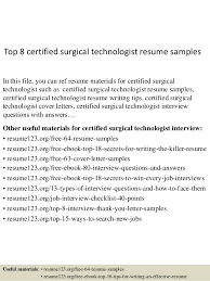 Radiologic Technologist Resume Sample by Download Surgical Tech Resume Sample Haadyaooverbayresort Com