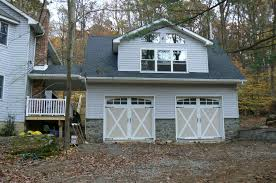 Garage With Living Space Affordable Honest General Contractor Bucks County Pa