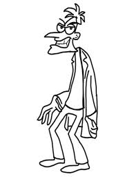 phineas and ferb coloring pages printablefree coloring pages for