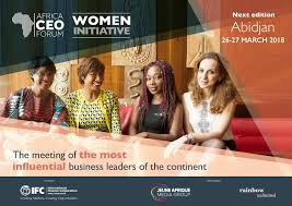 march 2018 womel co the africa ceo forum rs up efforts to promote s leadership