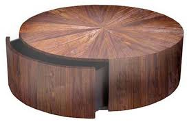 Wood Round End Table Rustic Wood Round Coffee Table Western Coffee Table Round Western