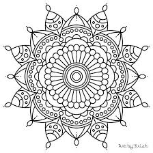 mandala coloring pages mandala coloring image gallery printable mandala coloring pages