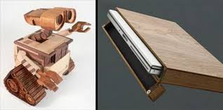 top design wooden gadgets
