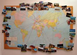 Countries Visited Map A Map Of Every Place I U0027ve Visited Since 2004 Thinkoholic Com