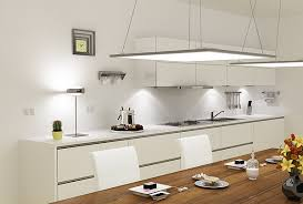 Kitchen Lighting Solutions Led Panel Light Fixtures Modern And Efficient Home Lighting Ideas
