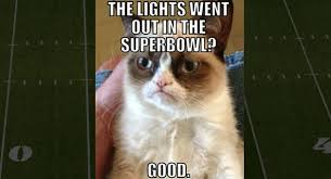 Super Bowl Sunday Meme - 10 funny super bowl blackout memes
