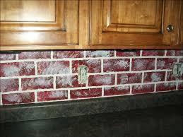 kitchen room brick kitchen backsplash tile brick tiles
