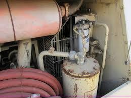 ingersoll rand 175 air compressor item e7413 sold novem