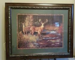 home interiors deer picture home interiors collection on ebay