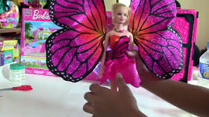 barbie mariposa fairy princess mariposa doll barbie doll