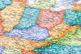 Map Of State Of Ohio by Living In One State And Setting Up A Trust In Another Asset