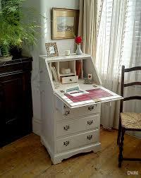 Shabby Chic Furniture Uk by Pretty Little Painted Vintage Shabby Chic Bureau Farrow U0026 Ball