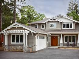 Mission Style House Plans Craftsman Style Home Exteriors Jumply Co