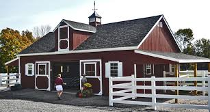 horse barns backyard barn series the thouroughbred a frame loft