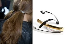goody barrettes ponytail with goody hair barrettes fall 2011 hair trend