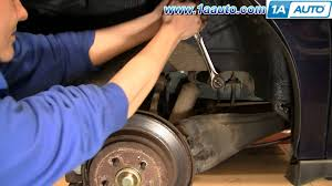 2006 honda odyssey strut assembly how to install replace rear shock absorbers honda odyssey 99 04