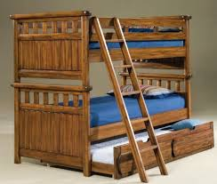 Wood Bunk Beds Plans by Twin Over Full Wood Bunk Bed Plans Home Design Ideas