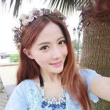 flower hairband party crown wedding headband boho floral headdress