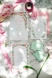wedding invitation etiquette when to send wedding invitations